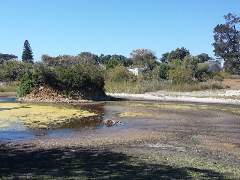 die Oog water levels after Cape Town drought