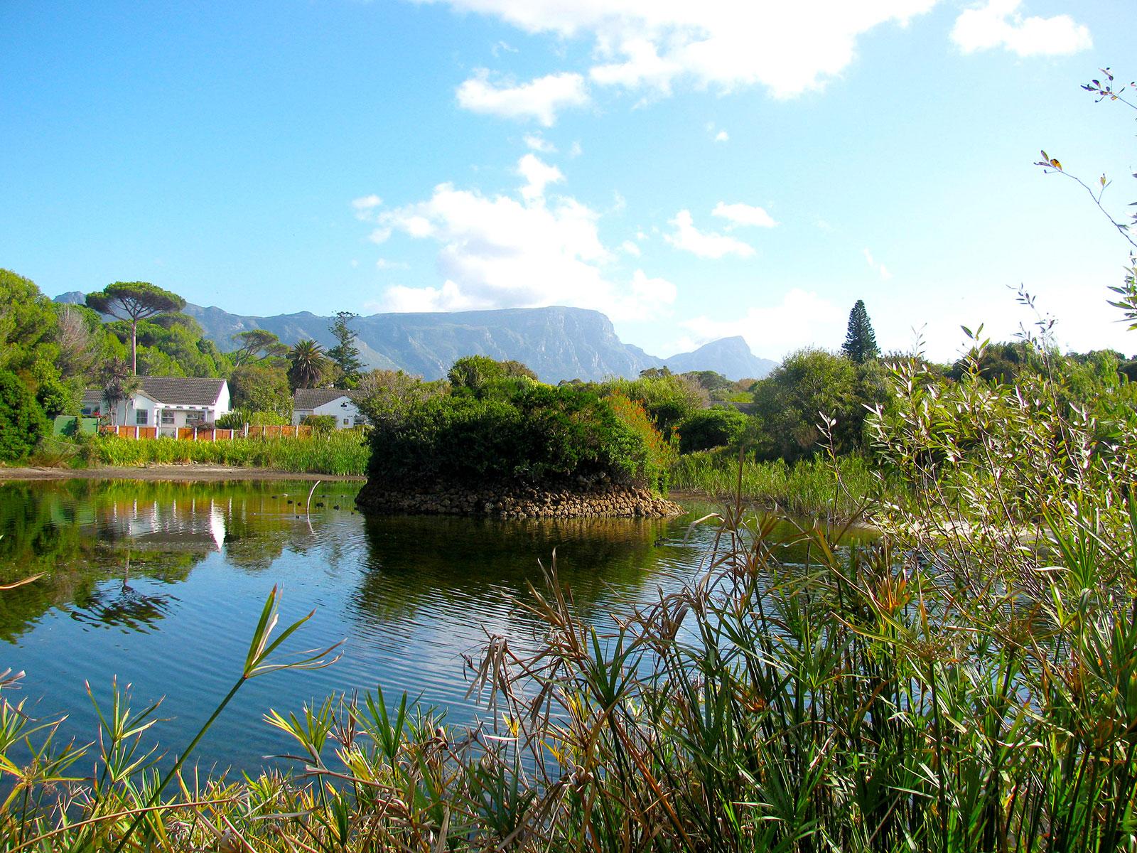 Die Oog conservation wetlands Bergvliet